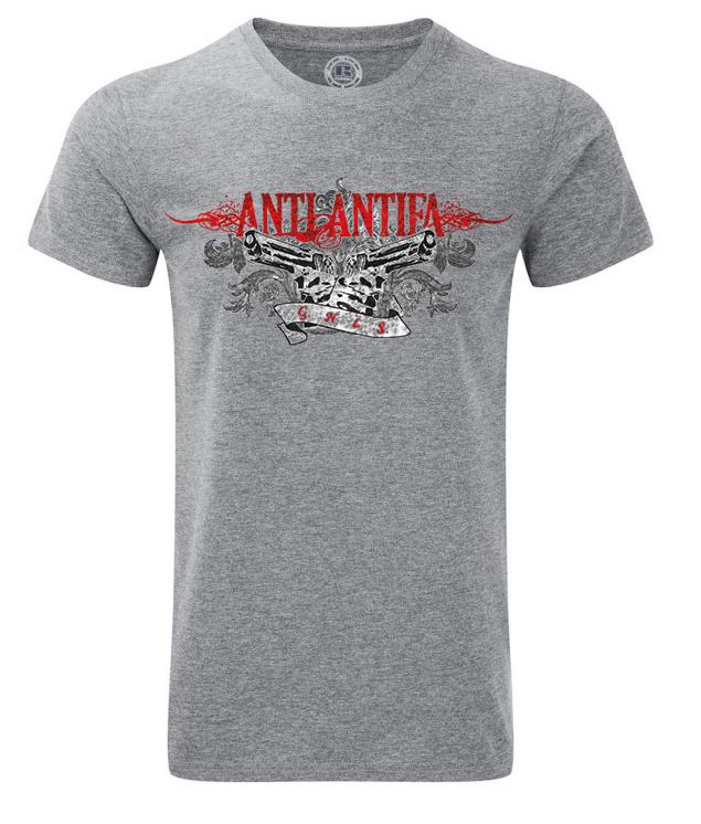 6c72ef221ab171 Versand der Bewegung - T-Shirt Anti-Antifa